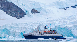 Hotel Ocean Adventurer by Quark Expeditions, Antarctica