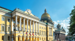 Enchanting Travels Russian Reise Four Seasons Hotel Lion Palace