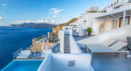 Enchanting Travels Greece Tours Santorini Secret Suites & Spa (Oia)