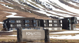 Enchanting Travels Iceland Tours Fosshotel Glacier Lagoon