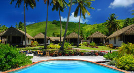 Enchanting Travels Cook Islands Reise Hotel Tamanu Beach Resort
