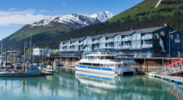 Enchanting Travels Alaska Seward Harbor 360 Hotel