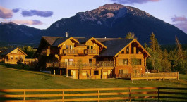 Enchanting Travels Canada Tours Hotel Echo Valley Ranch & Spa