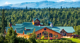 Enchanting Travels Alaska Tours Talkeetna Hotels Mt. McKinley Princess Wilderness Lodge