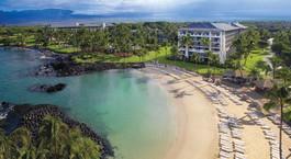 Enchanting Travels Hawaii Tours Hotel The Fairmont Orchid (Waikoloa, Kohala Coast, west side)