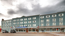 Enchanting Travels Canada Reise Hotel Best Western Gold Rush Inn
