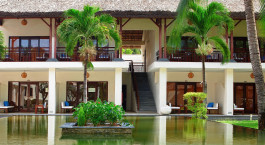 Auu00dfenansicht, Blue Ocean Resort in Mui Ne, Vietnam