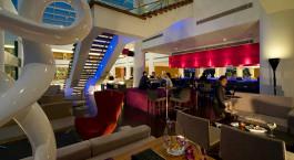 Restaurant und Bar im Hotel Pullman Kuching, Kuching, Malaysia