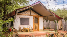 Enchanting Travels - Tanzania Tours - Lake Manyara - Isoitok Camp - Tent