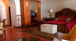Zimmer im Hotel Parador Santa Maria La Real, Sucre in Bolivien
