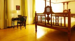 Zimmer im Hotel Maison Perumal, Pondicherry Su00fcdindien