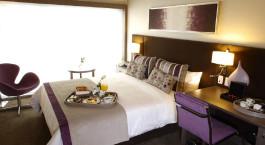 Deluxe Junior Zimmer mit Bett im Recoleta Grand in Buenos Aires, Argentinien