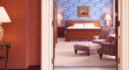 Zimmer mit Doppelbett im Hoshino Resorts OMO7 Asahikawa in Asahikawa, Japan