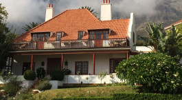 Acorn House Cape Town Su00fcdafrika Reisen Hausansicht