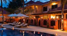 Swimmingpool im  Casa del Mar in Langkawi, Malaysia