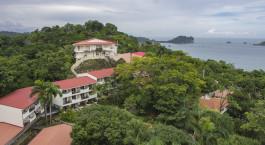 Luftaufnahme von Parador Resort & Spa in Manuel Antonio, Costa Rica