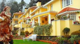 Enchanting Travels - Ostindien Reisen  -  Mayfair Darjeeling -Auu00dfenansicht