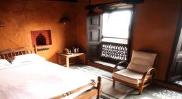 Doppelzimmer im Gaun Ghar Hotel in Bandipur, Nepal