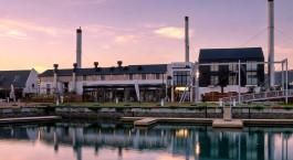 Auu00dfenansicht im Turbine Boutique Hotel in Garden Route, Su00fcdafrika