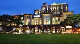 Auu00dfenansicht von Hotel The Waterfront Kuching, Kuching, Malaysia