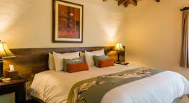 Doppelzimmer im Papallacta Spa & Resort in Papallacta, Ecuador
