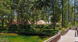 Enchanting Travels - Thailand Reisen - Khao - Haadson Resort - Auu00dfenansicht