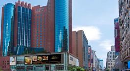 Enchanting Travels Hong Kong Tours Hong Kong Hotels The Eaton Hong Kong exterior