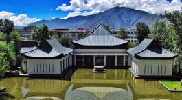 Auu00dfenansicht von St. Regis, Lhasa in Lhasa, Tibet