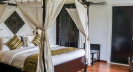 Zimmer im  La Rose Suites Hotel, Phnom Penh in Kambodscha