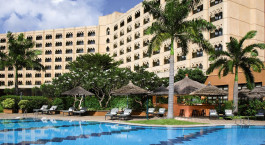 Pool des Dar Es Salaam Serena Hotel in Dar es Salaam, Tansania