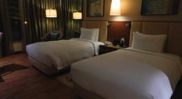 Zweibettzimmer im DoubleTree by Hilton Agra Hotel in Agra, Nordindien