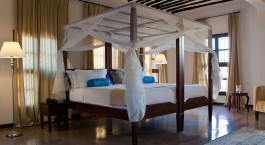 Zimmer im Hotel Kisiwa House im Stone Town in Tansania
