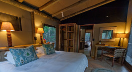 Zimmer im  Rocktail Beach Camp in Isimangaliso, Su00fcdafrika