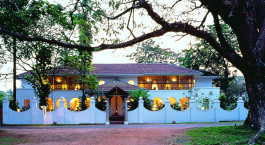 Enchanting Travels- Su00fcdindien Reisen - Cochin - Malabar House - Auu00dfenansicht