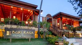 Auu00dfenansicht des Burirasa Village Koh Samui Hotel in Koh Samui, Thailand