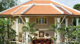 Exterior view of La Veranda Resort Hotel in Phu Quoc Island, Vietnam