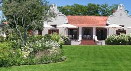 Auu00dfenansicht im Hotel Glen Avon Lodge  in Kapstadt, Su00fcdafrika