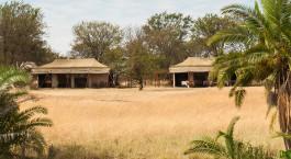 Auu00dfenansicht von Bologonja Under Canvas in Nu00f6rdliche Serengeti, Tansania