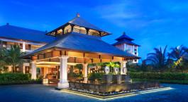 Auu00dfenansicht, St. Regis Bali Resort in Nusa Dua, Indonesien