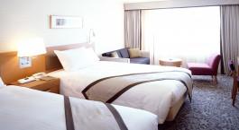 Zimmer im Hotel Nikko Kumamoto  in Kumamoto, Japan