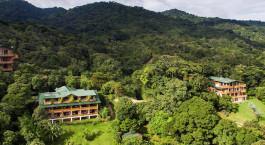 Auu00dfenansicht von Belmar in Monteverde, Costa Rica