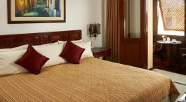 Zimmer im Libertador Hotel im Trujillo in Peru