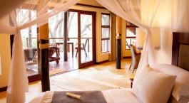 Enchanting Travels - Su00fcdafrika Reisen - Hluhuwe - Amakhosi Safari Lodge - Schlafzimmer
