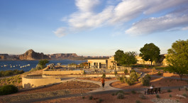 Enchanting Travels US Tours Hotel Lake Powell Resort Marina