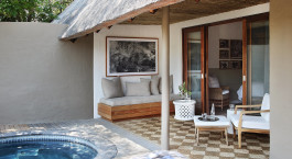 Londolozi Varty Camp Kruger