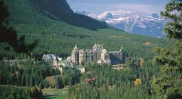 Enchanting Travels Canada Reise Fairmont Banff Springs