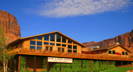 Enchanting Travels USA Tours Red Cliffs Lodge