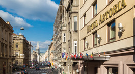 Enchanting Travels Croatia & Slovenia Tours Hotel Astoria