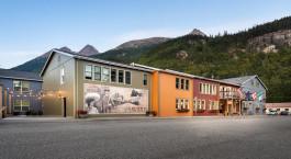 Enchanting Travels Alaska Tours Hotel Westmark Inn Skagway