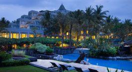 Auu00dfenansicht von Hyatt Regency  im  Yogyakarta, Indonesien